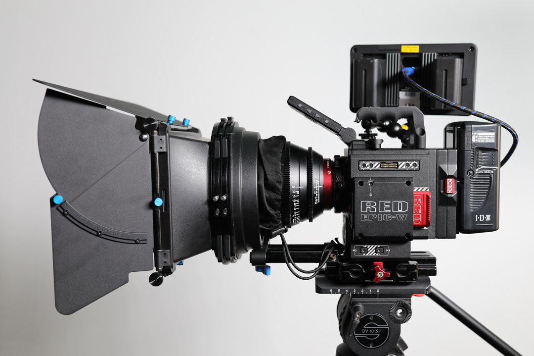 RED Epic Rental - CinemaRaven
